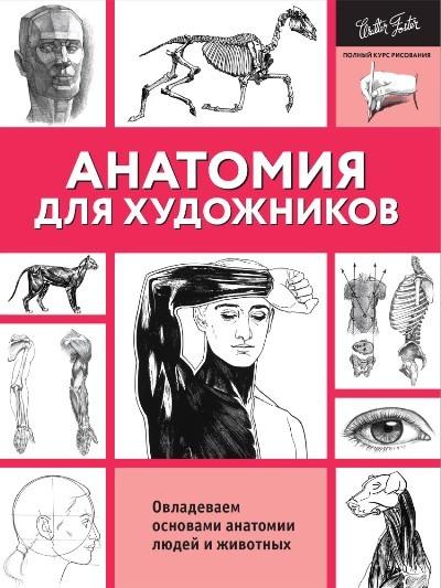 Анатомия для художников. Овладеваем основами анатомии людей и животных