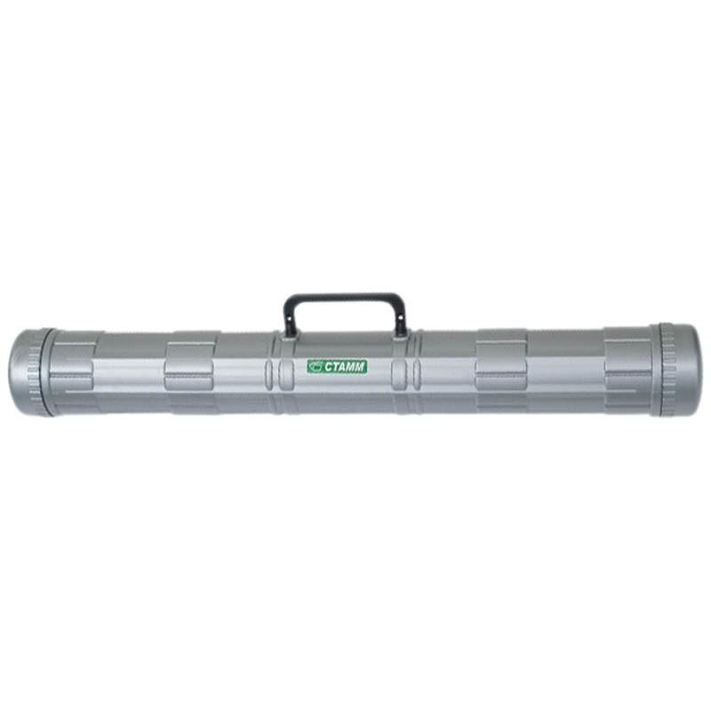 Тубус А1 Стамм, с ручкой, серый