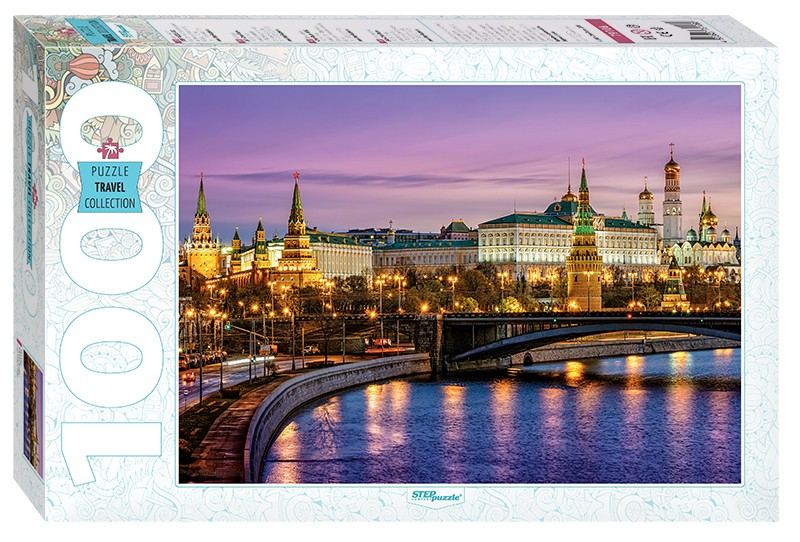 1000 Москва. Набережная
